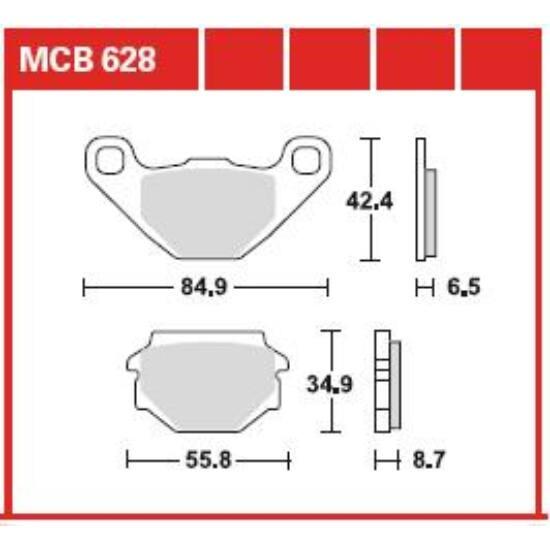 MCB628