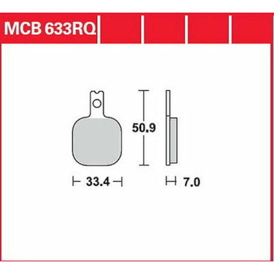 MCB633RQ