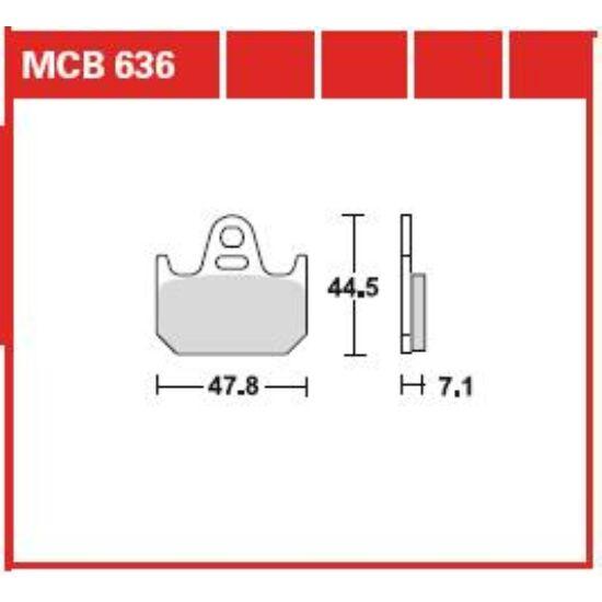 MCB636