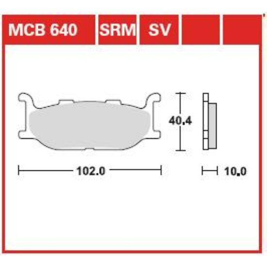 MCB640SRM