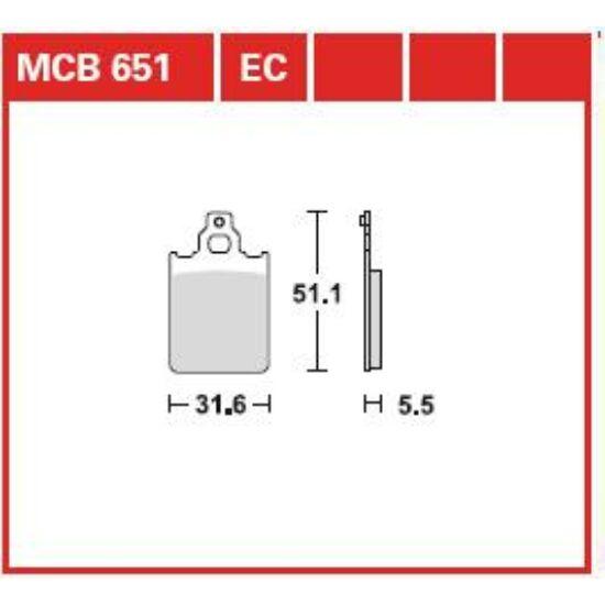 MCB651EC