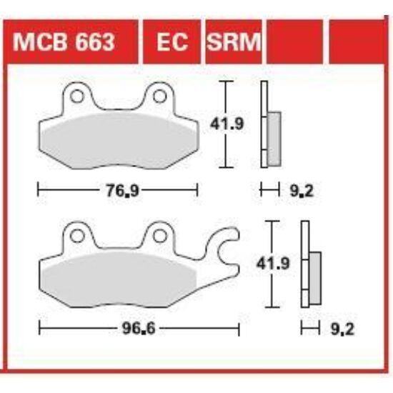 MCB663SRM