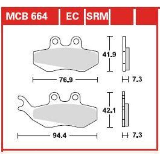 MCB664SRM