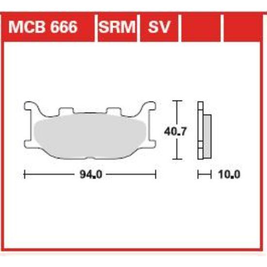MCB666SRM