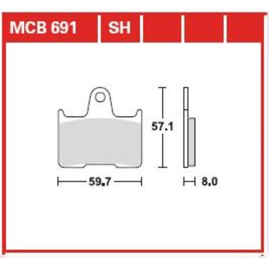 MCB691SH