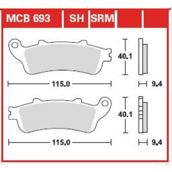 MCB693SRM