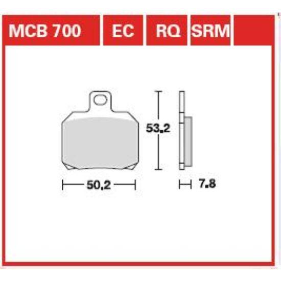 MCB700SH