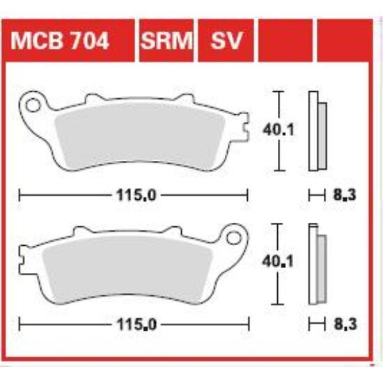 MCB704SRM
