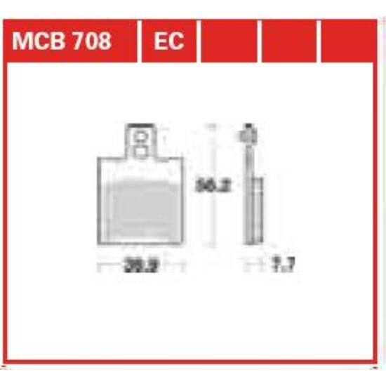 MCB708EC
