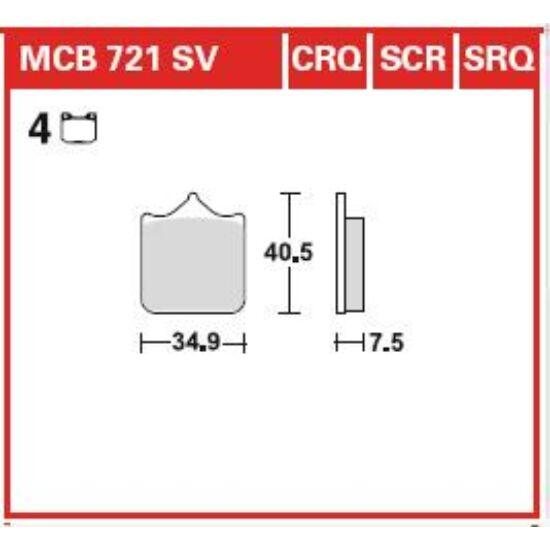 MCB721SCR