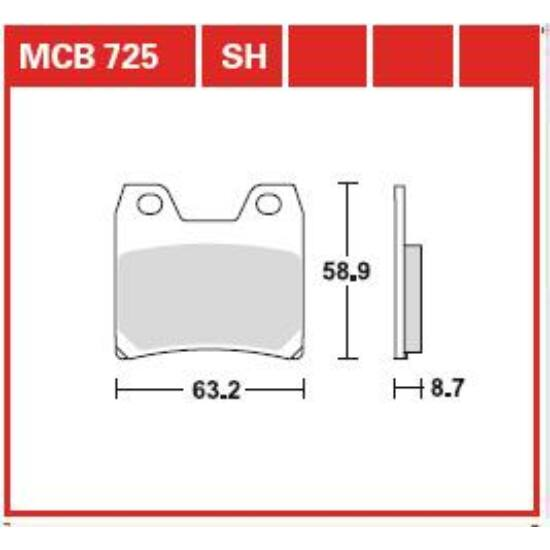 MCB725