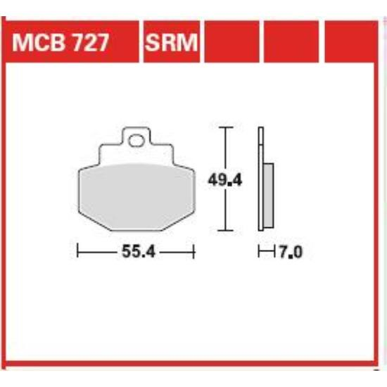 MCB727