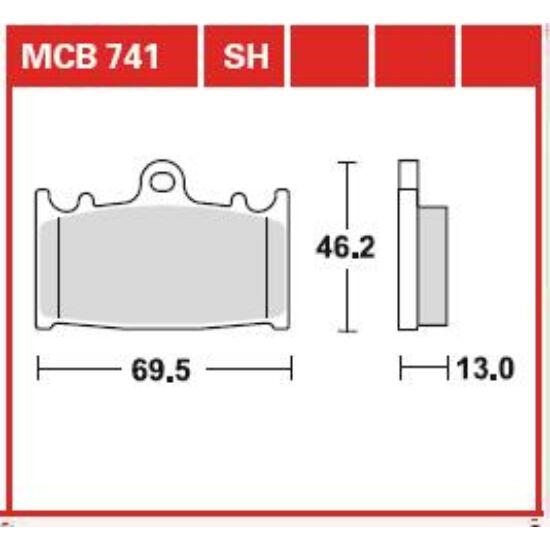 MCB741