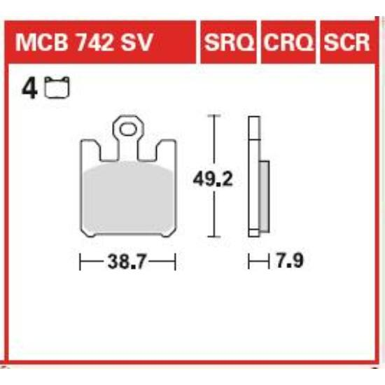 MCB742SCR
