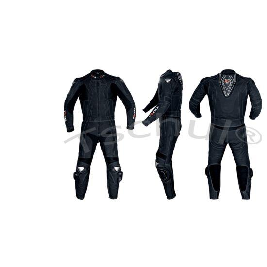 TSCHUL Bőrruha 747 fekete