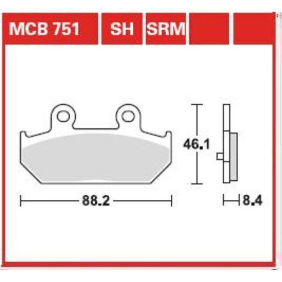 MCB751SRM