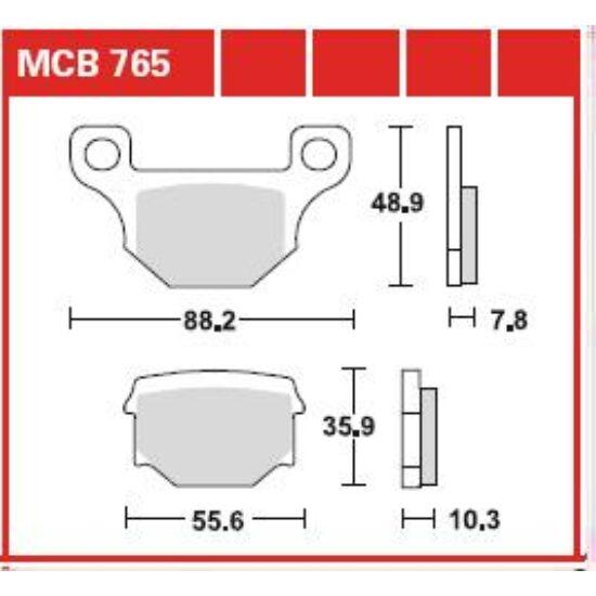 MCB765