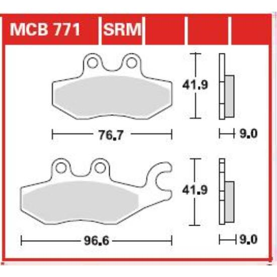 MCB771SRM