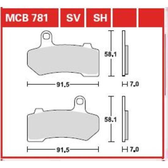 MCB781SV