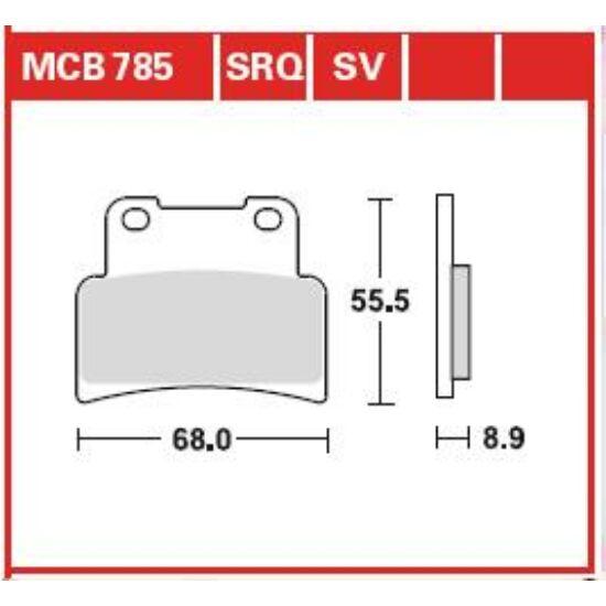 MCB785SV