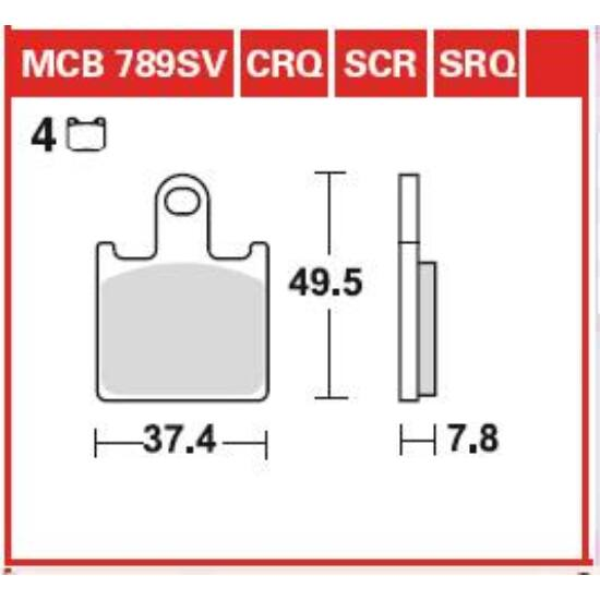 MCB789SV