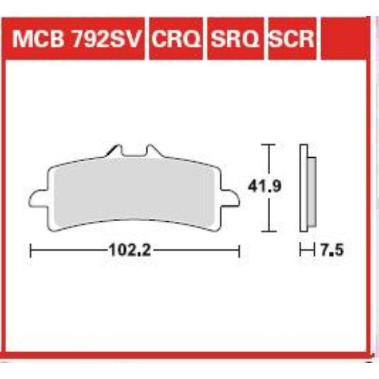MCB792SV