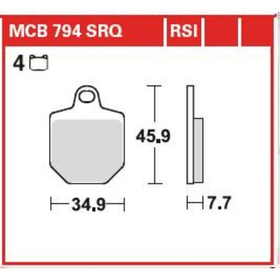 MCB794RSI