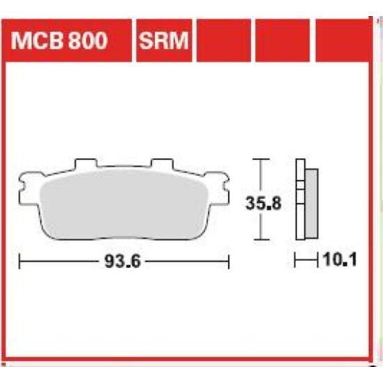 MCB800SRM