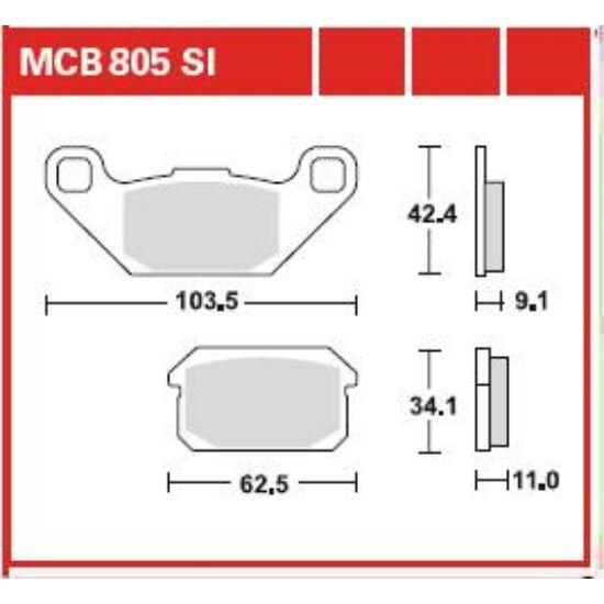 MCB805SI