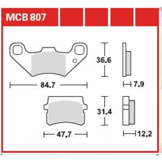 MCB807