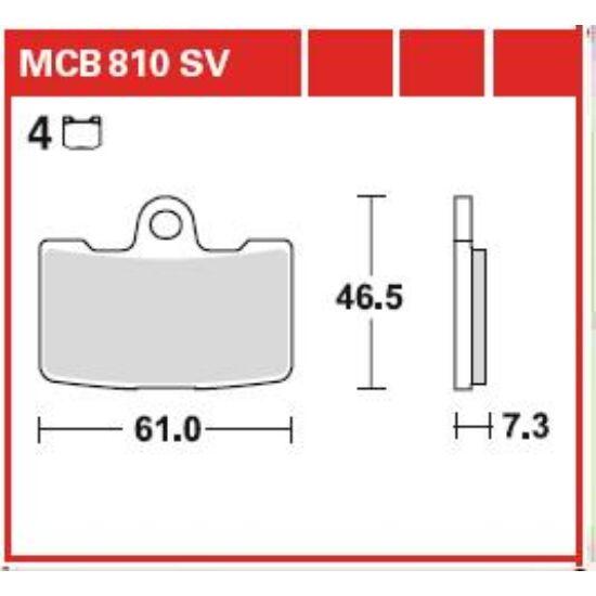 MCB810SV
