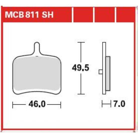 MCB811SH