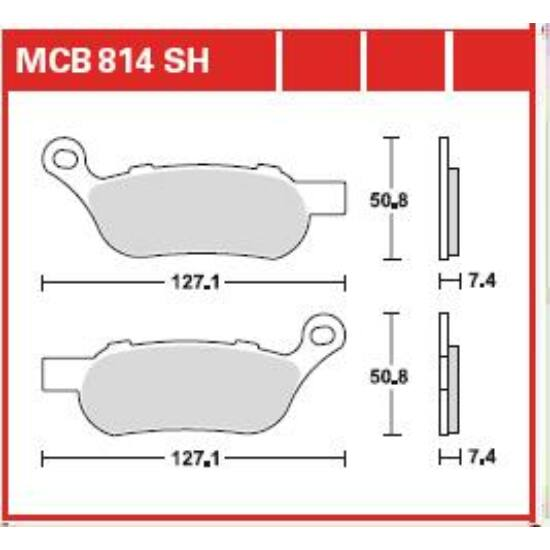 MCB814SH