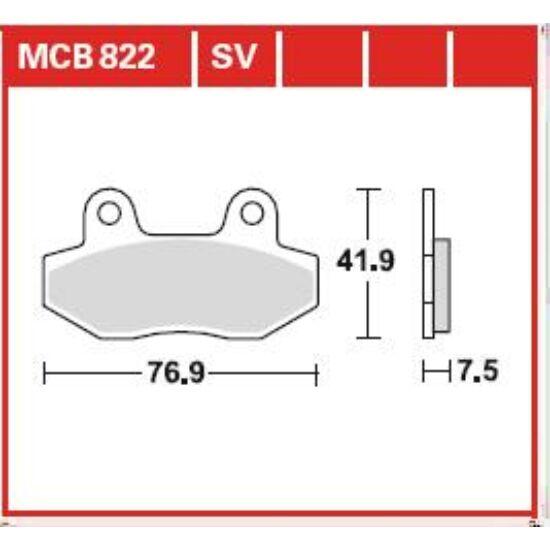 MCB822