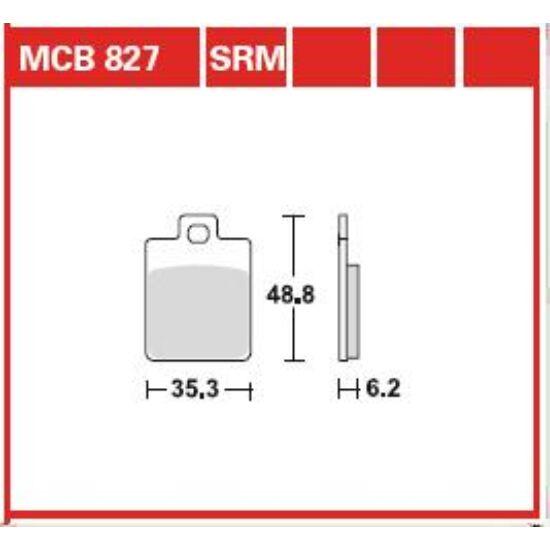MCB827SRM