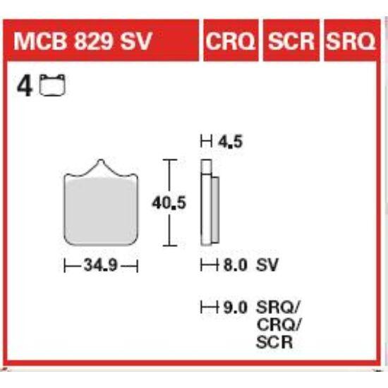 MCB829CRQ