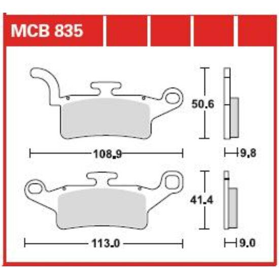 MCB835