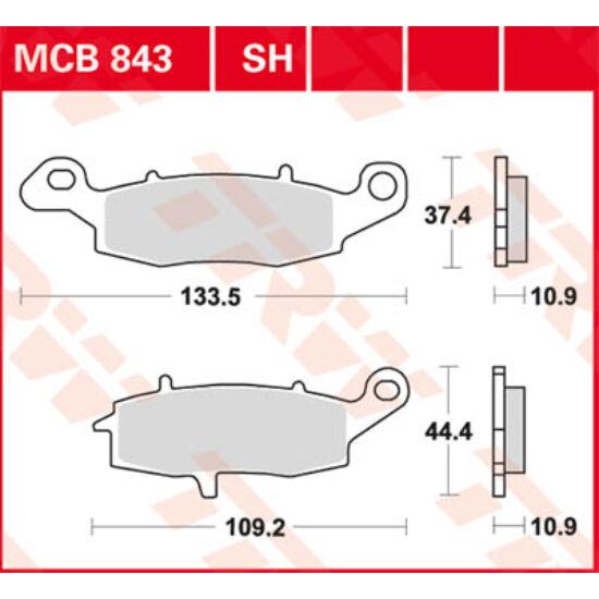 MCB843SH
