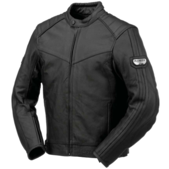 Rainers Lemans Kabát fekete