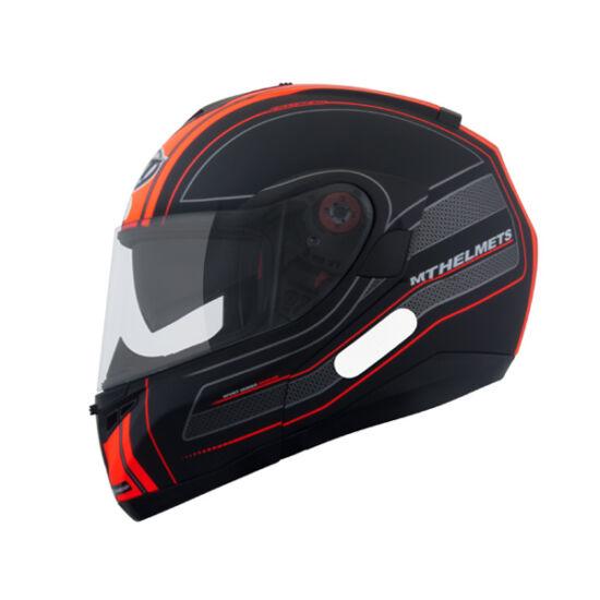 MT Optimus SV Raceline fekete-narancs