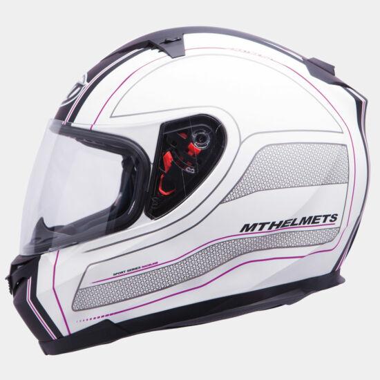MT Blade SV Raceline fehér-rózsaszín