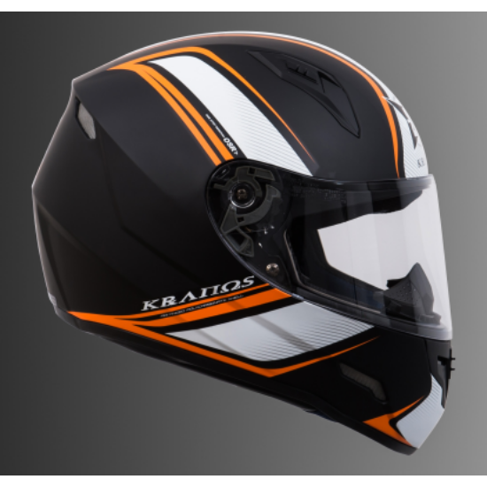 MT Imola Future fekete-fehér-narancs