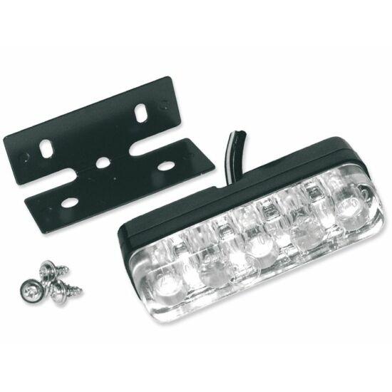 Rendszámtábla világítás LED 9917