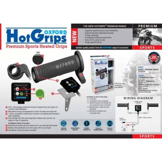 Hot Grips Sports 692