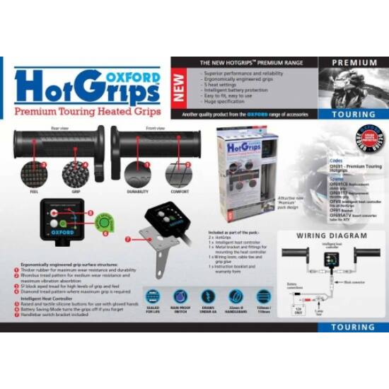 Hot Grips Touring 691