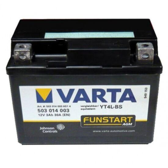 YT4L-BS VARTA FUN