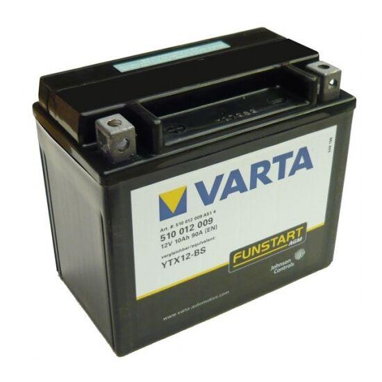 YTX12-BS VARTA FUN