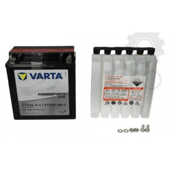 YTX16-BS-1 VARTA FUN