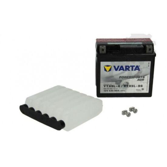 YTX5L-BS VARTA FUN