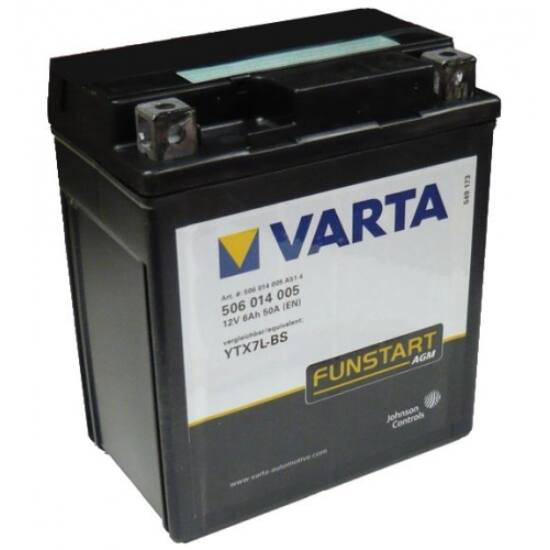 YTX7L-BS VARTA FUN